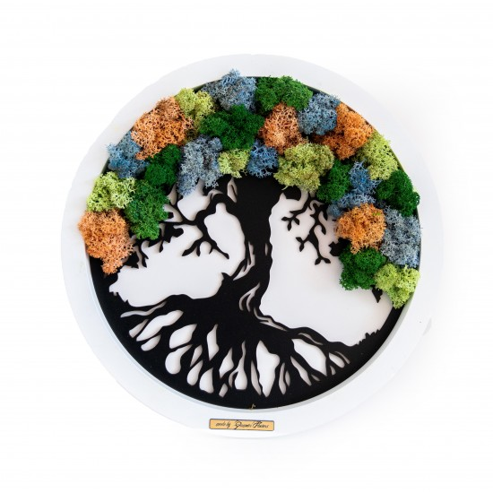 Tablou Arborele Vietii Color