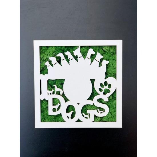 Tablou Dogs